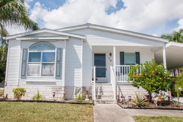 518 Kimberly Circle, West Melbourne, FL 32904 (MLS #824946) :: Pamela Myers Realty