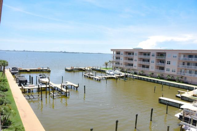 540 S Banana River Drive #301, Merritt Island, FL 32952 (MLS #824989) :: Premium Properties Real Estate Services