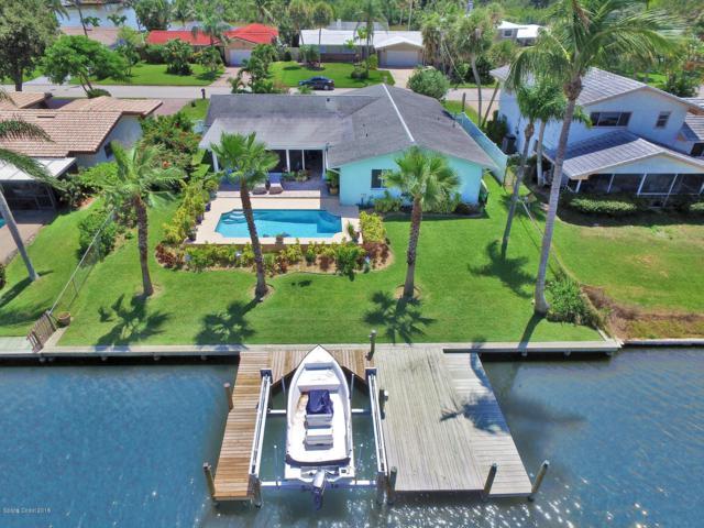 233 Antigua Drive, Cocoa Beach, FL 32931 (MLS #825014) :: Premium Properties Real Estate Services