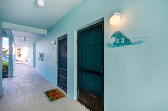 351 Taylor Avenue E3, Cape Canaveral, FL 32920 (MLS #825027) :: Pamela Myers Realty