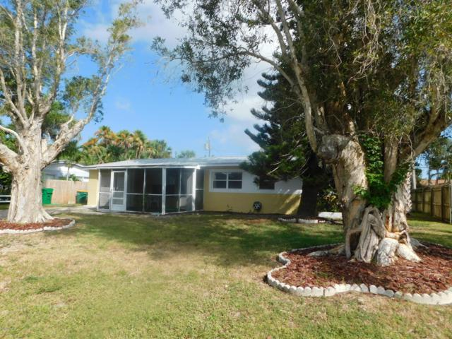 169 SE 1st Street SE, Satellite Beach, FL 32937 (MLS #825064) :: Pamela Myers Realty