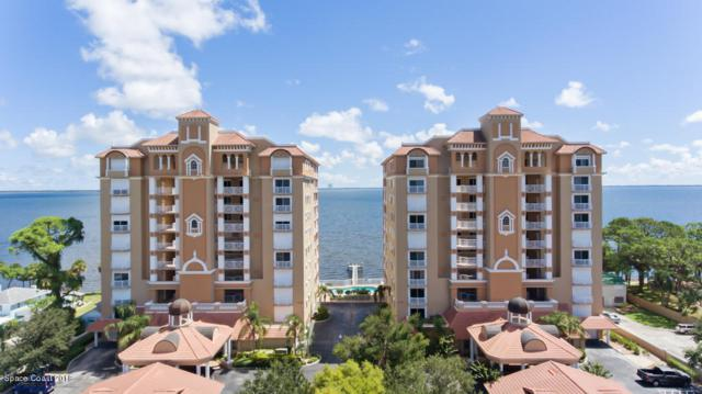 3205 S Washington Avenue #301, Titusville, FL 32780 (MLS #825083) :: Pamela Myers Realty