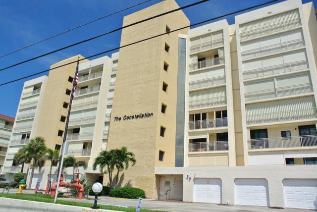 3219 S Atlantic Avenue #201, Cocoa Beach, FL 32931 (MLS #825094) :: Pamela Myers Realty