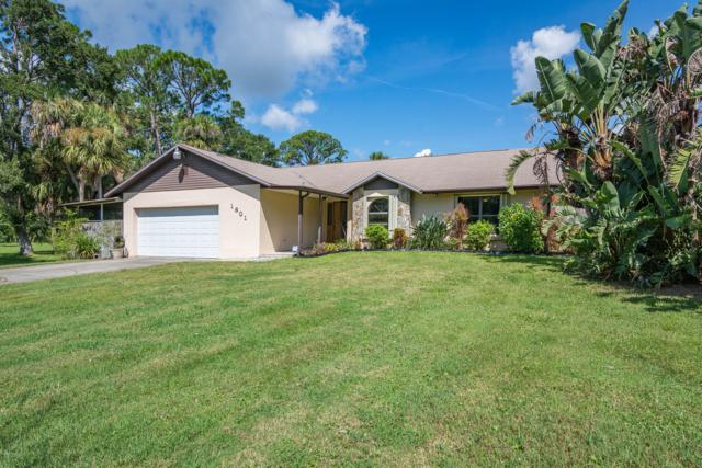 1801 Live Oak Drive N, Rockledge, FL 32955 (MLS #825112) :: Pamela Myers Realty