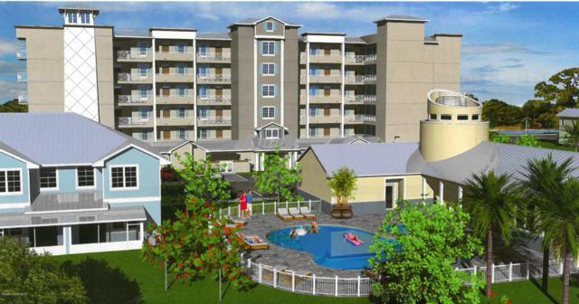 202 Ivory Coral Lane #206, Merritt Island, FL 32953 (MLS #825137) :: Pamela Myers Realty