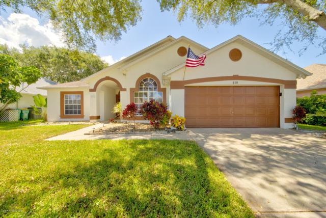 618 Heather Stone Drive, Merritt Island, FL 32953 (#825146) :: Atlantic Shores