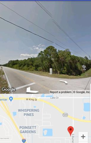 0000 S.Burnett/Parrish Road, Cocoa, FL 32926 (MLS #825233) :: Pamela Myers Realty