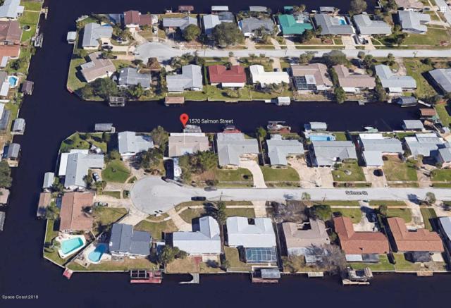 1570 Salmon Street, Merritt Island, FL 32952 (MLS #825267) :: Pamela Myers Realty