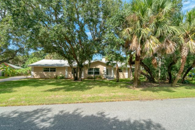 250 Flamingo Drive S, Melbourne Beach, FL 32951 (MLS #825285) :: Pamela Myers Realty