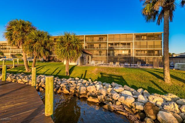 3833 S Banana River Boulevard #305, Cocoa Beach, FL 32931 (MLS #825320) :: Premium Properties Real Estate Services
