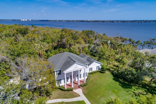 68 Hill Top Lane, Rockledge, FL 32955 (MLS #825398) :: Premium Properties Real Estate Services