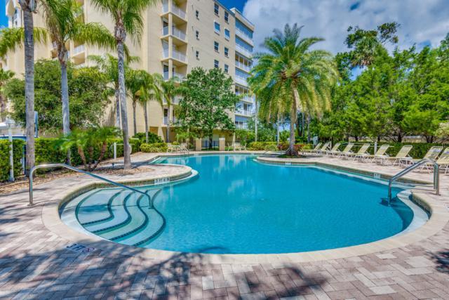 480 Sail Lane #605, Merritt Island, FL 32953 (MLS #825550) :: Pamela Myers Realty