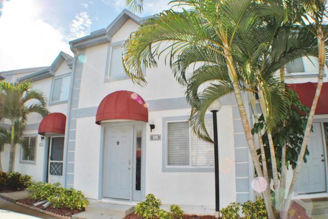 179 Seaport Boulevard, Cape Canaveral, FL 32920 (MLS #825636) :: Blue Marlin Real Estate