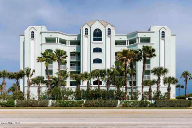 275 Highway A1a Highway #504, Satellite Beach, FL 32937 (MLS #825857) :: Premium Properties Real Estate Services