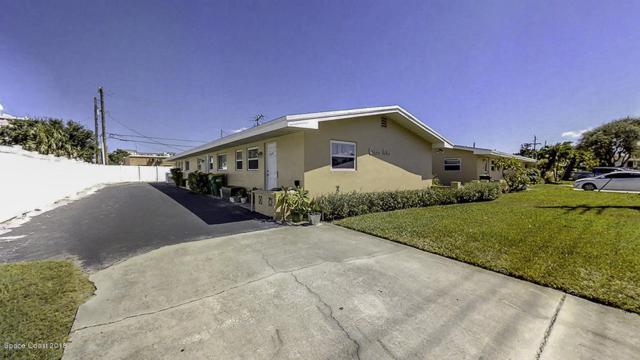 714 Catalina Road #4, Cocoa Beach, FL 32931 (MLS #825953) :: Pamela Myers Realty