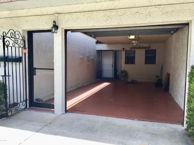 2870 Demaret Drive #705, Titusville, FL 32780 (MLS #826055) :: Platinum Group / Keller Williams Realty