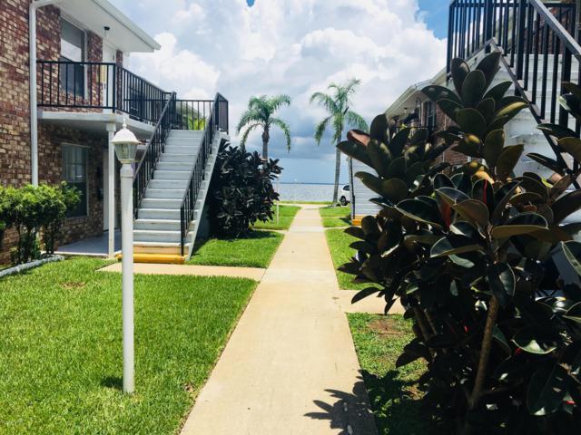 190 E Olmstead Drive E4, Titusville, FL 32780 (MLS #826108) :: Blue Marlin Real Estate