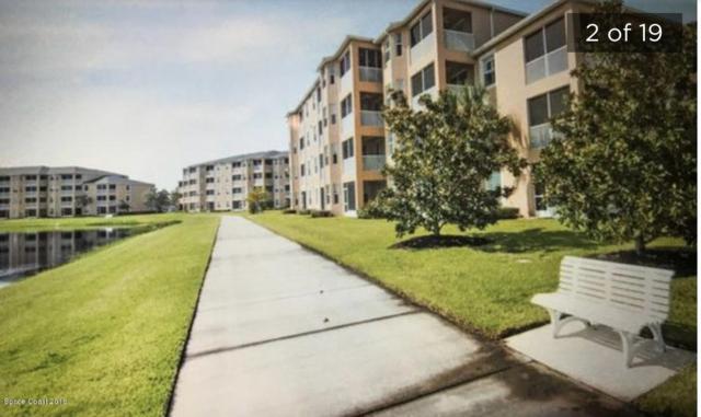 6828 Toland Drive #202, Melbourne, FL 32940 (MLS #826146) :: Pamela Myers Realty