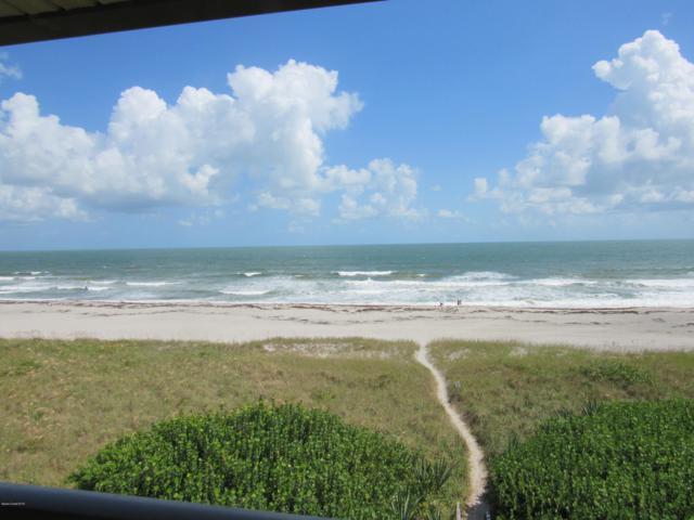 4100 Ocean Beach Boulevard #508, Cocoa Beach, FL 32931 (MLS #826306) :: Platinum Group / Keller Williams Realty