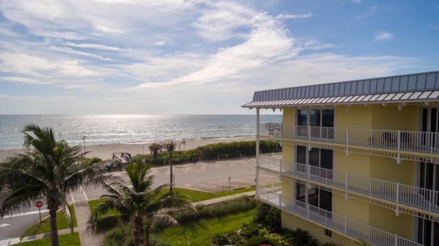1 Eighth Avenue #1202, Indialantic, FL 32903 (MLS #826484) :: Blue Marlin Real Estate
