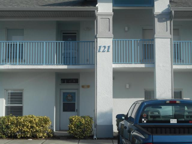 121 Portside Avenue #105, Cape Canaveral, FL 32920 (MLS #826516) :: Pamela Myers Realty
