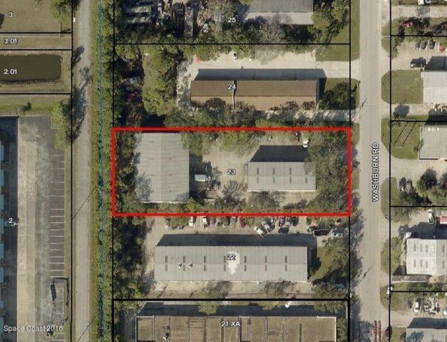 750 Washburn Road, Melbourne, FL 32934 (MLS #826662) :: Platinum Group / Keller Williams Realty