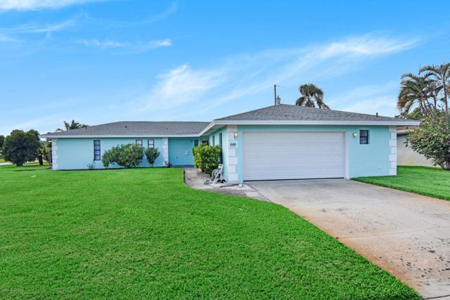 648 Hibiscus Drive, Satellite Beach, FL 32937 (MLS #826859) :: Platinum Group / Keller Williams Realty