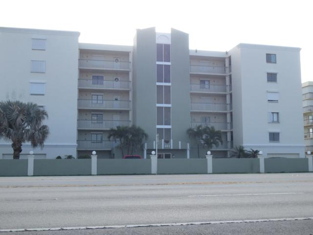 405 Highway A1a #334, Satellite Beach, FL 32937 (MLS #826969) :: Pamela Myers Realty