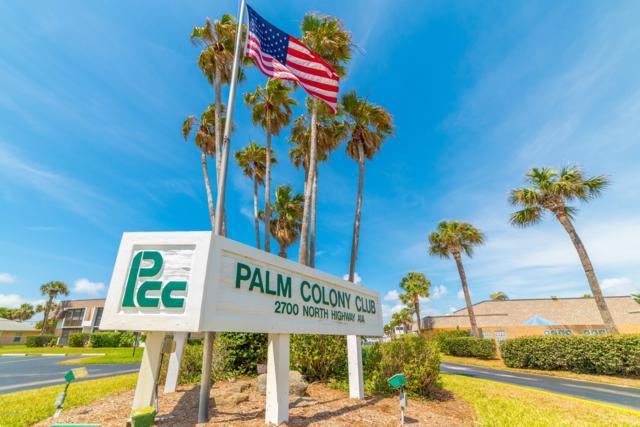 2700 N Highway A1a 8-202, Indialantic, FL 32903 (MLS #827032) :: Pamela Myers Realty