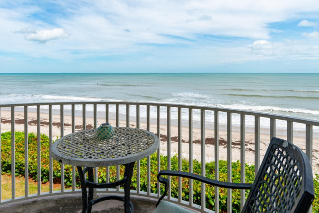 2225 Highway A1a #309, Satellite Beach, FL 32937 (MLS #827034) :: Premium Properties Real Estate Services