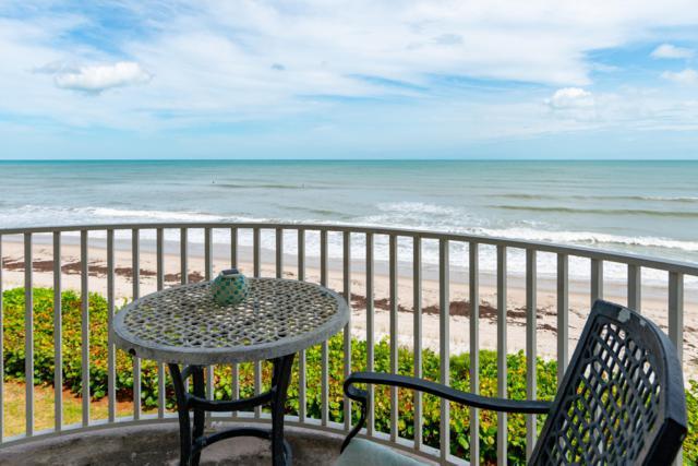2225 Highway A1a #309, Satellite Beach, FL 32937 (MLS #827034) :: Platinum Group / Keller Williams Realty