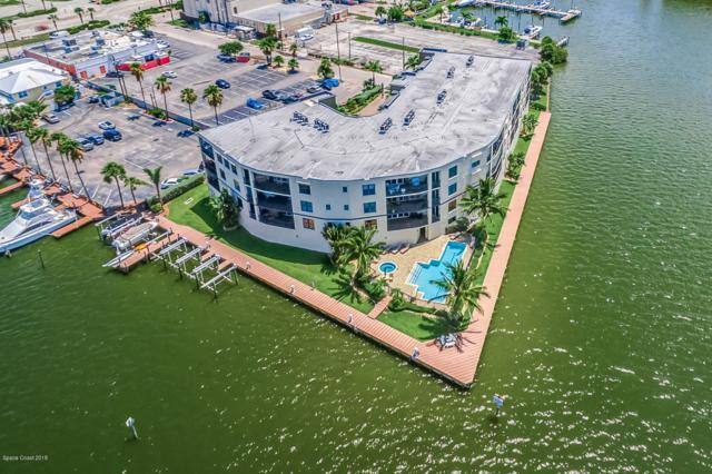 4125 W End Road #205, Cocoa Beach, FL 32931 (MLS #827170) :: Premium Properties Real Estate Services
