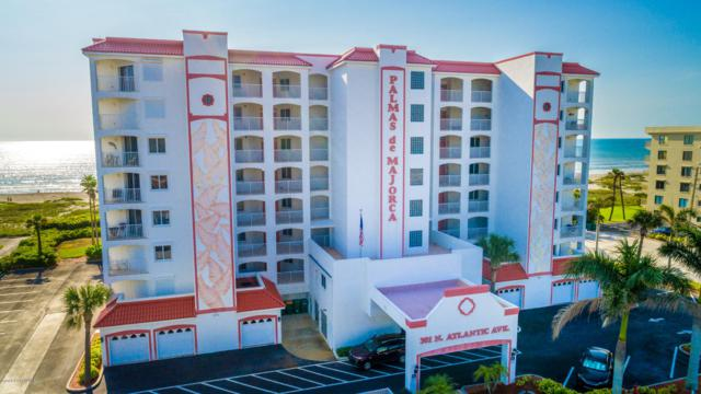 301 N Atlantic Avenue #504, Cocoa Beach, FL 32931 (MLS #827259) :: Platinum Group / Keller Williams Realty