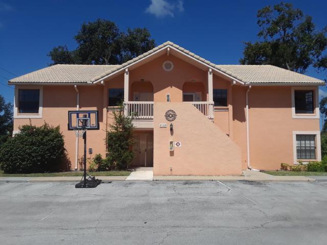 2109 Hidden Grove Lane 22B, Merritt Island, FL 32953 (MLS #827489) :: Premium Properties Real Estate Services