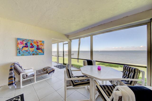 2850 S Atlantic Avenue #103, Cocoa Beach, FL 32931 (MLS #827534) :: Pamela Myers Realty