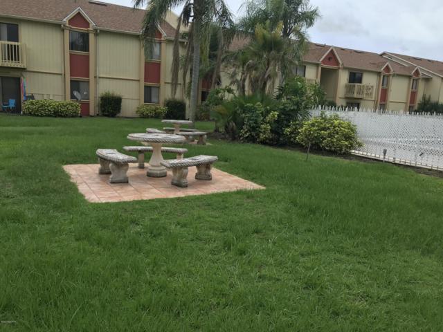 2100 Forest Knoll Drive NE #203, Palm Bay, FL 32905 (MLS #827650) :: Pamela Myers Realty