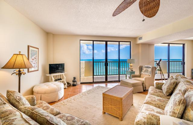 7415 Aquarina Beach Drive #302, Melbourne Beach, FL 32951 (MLS #827692) :: Blue Marlin Real Estate