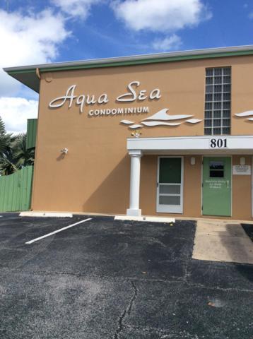 801 S Brevard Avenue I, Cocoa Beach, FL 32931 (MLS #827775) :: Pamela Myers Realty