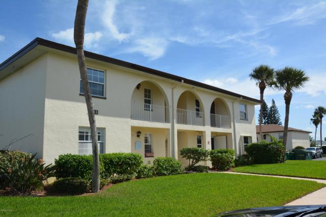 403 School Road #64, Indian Harbour Beach, FL 32937 (MLS #827815) :: Pamela Myers Realty