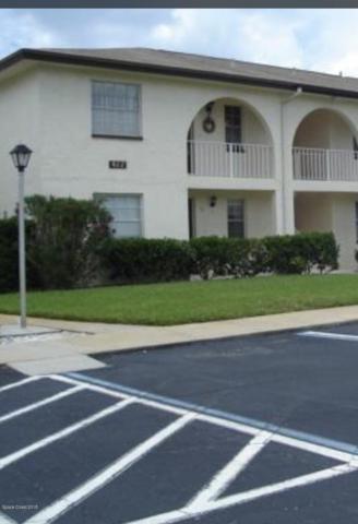 415 School Road #69, Indian Harbour Beach, FL 32937 (MLS #827871) :: Pamela Myers Realty