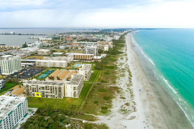 1830 N Atlantic Avenue #205, Cocoa Beach, FL 32931 (MLS #828065) :: Platinum Group / Keller Williams Realty