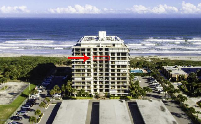 2100 N Atlantic Avenue #1007, Cocoa Beach, FL 32931 (MLS #828085) :: Blue Marlin Real Estate