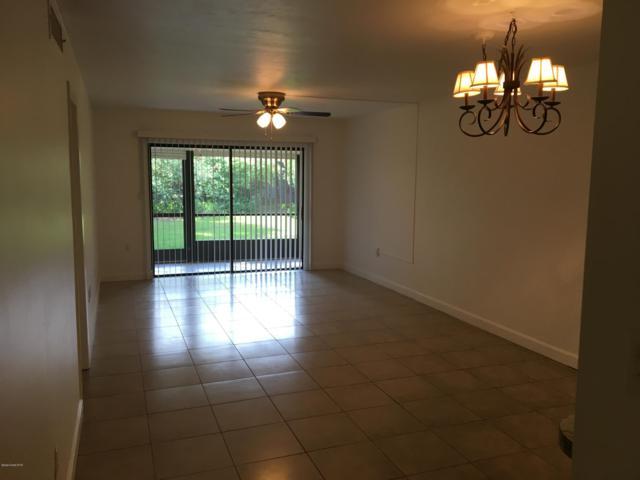 1675 S Fiske Boulevard #109, Rockledge, FL 32955 (MLS #828094) :: Pamela Myers Realty