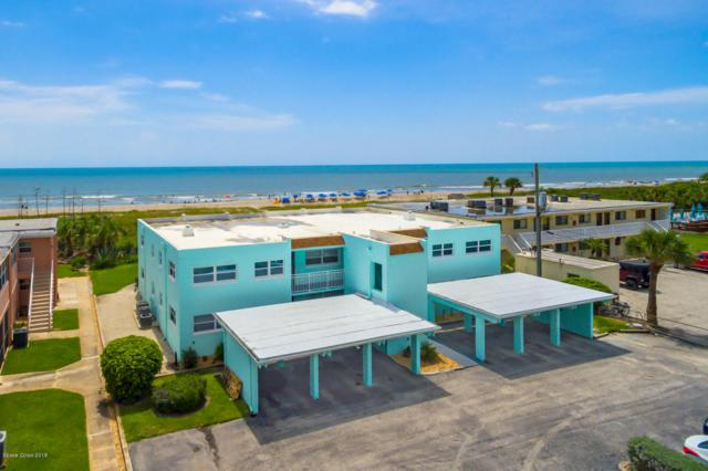 3610 Ocean Beach Boulevard 103 B, Cocoa Beach, FL 32931 (MLS #828228) :: Platinum Group / Keller Williams Realty