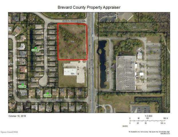 0000 Murrell Road, Rockledge, FL 32955 (MLS #828285) :: Coldwell Banker Realty