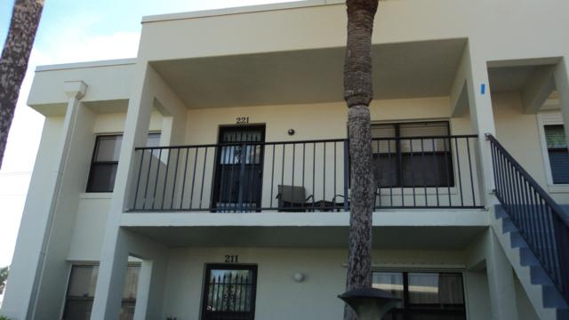 1950 Atlantic Street #221, Melbourne Beach, FL 32951 (MLS #828530) :: Pamela Myers Realty