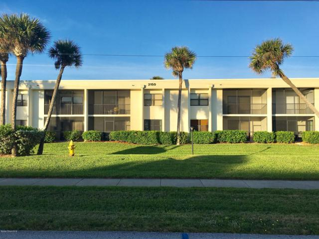 2150 Atlantic Street #413, Melbourne Beach, FL 32951 (MLS #828568) :: Pamela Myers Realty