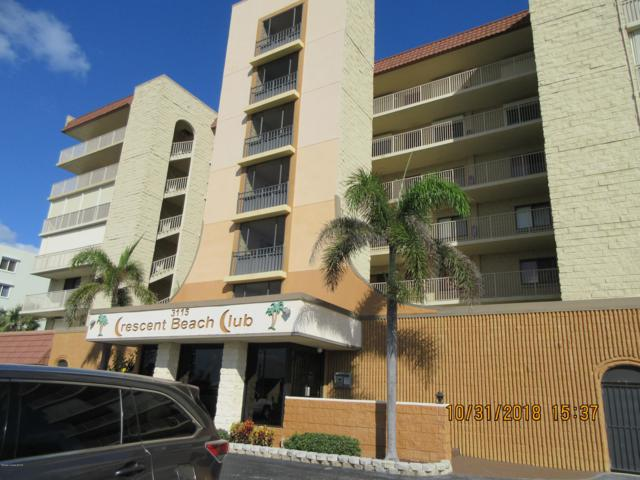 3115 S Atlantic Avenue #503, Cocoa Beach, FL 32931 (MLS #828652) :: Platinum Group / Keller Williams Realty