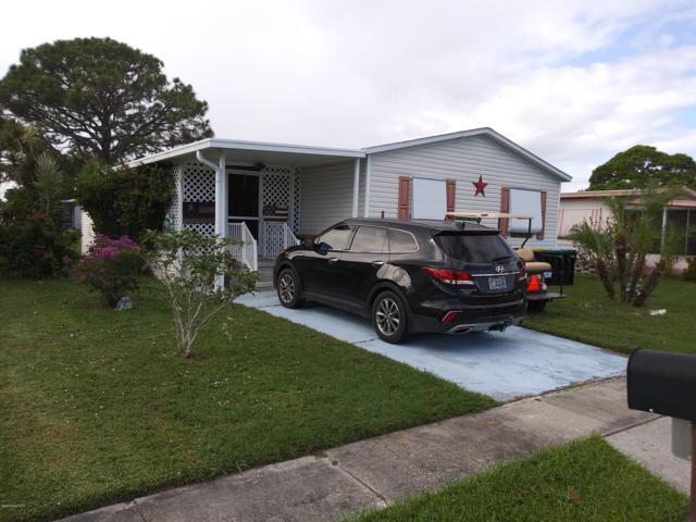 1804 Seagrape Street NE, Palm Bay, FL 32905 (MLS #828673) :: Premium Properties Real Estate Services