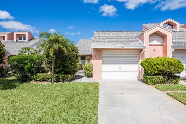 114 Casseekee Trail #2114, Melbourne Beach, FL 32951 (MLS #828692) :: Blue Marlin Real Estate